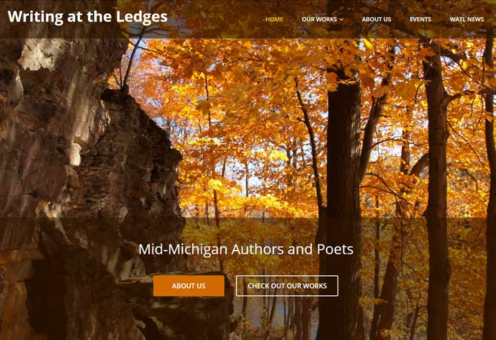 Writing at the Ledges