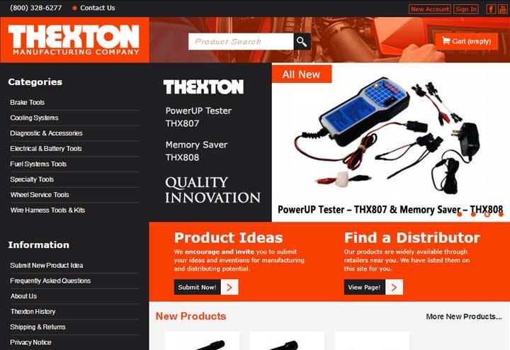 Thexton